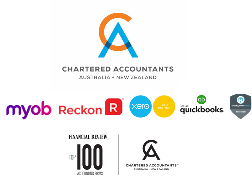 Bonsella's Affiliations - CA, MYOB, Xero Reckon and Quickbooks